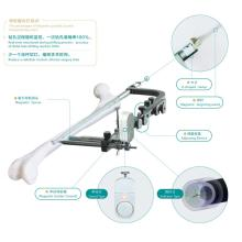 Magnetic guided Intramedullary nail femur