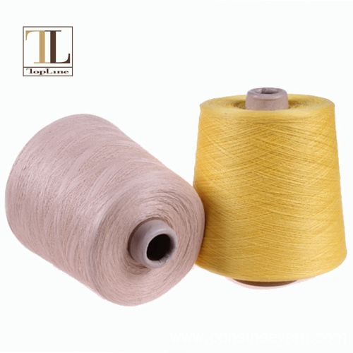 stock service soft cool 100% linen yarns knitting