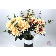 Large real touch artificial flowers for decoration
