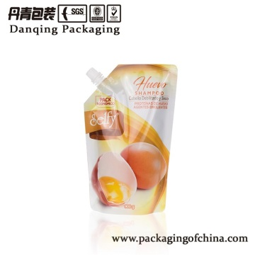 DQ PACK washing detergent packaging doypack for shower