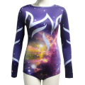 Unique Printing Sublimated Custom Colorful Leotards