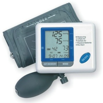 Semi-auto Digital Blood Pressure Monitor