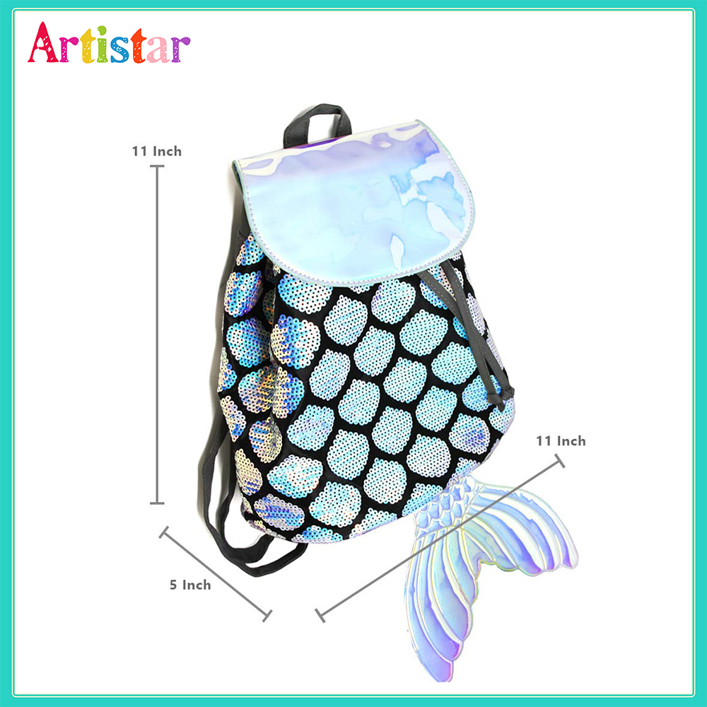 Mermaid Modelling Backpack 01 2