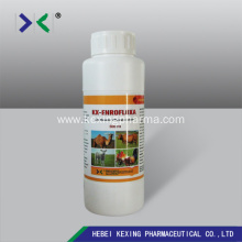 New Arrival for Enrofloxacin Injection For Animal Animal Enrofloxacin 20% Oral Solution export to Spain Factory