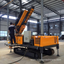 Hydraulic crawler anchor drilling rig machine for sale