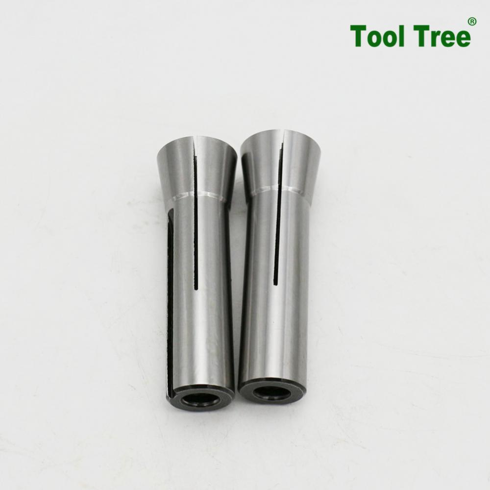 Machine accessories R8 collet