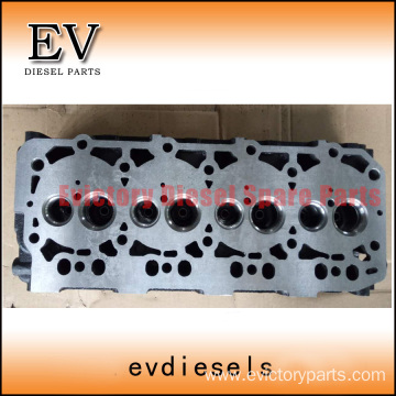 4TNC82 cylinder head block crankshaft connecting rod