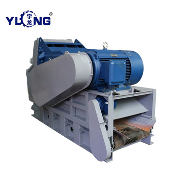 Wood Waste Chipping Machinery