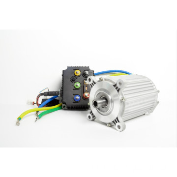 Traction Motor System of Low Speed EV