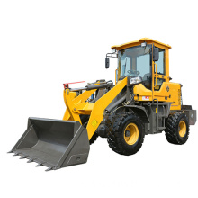 Good Quality for Used Skid Steer 2 ton mini tractor front end wheel loader export to Armenia Suppliers