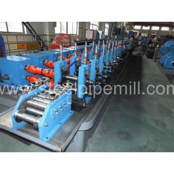welded square pipe making machine