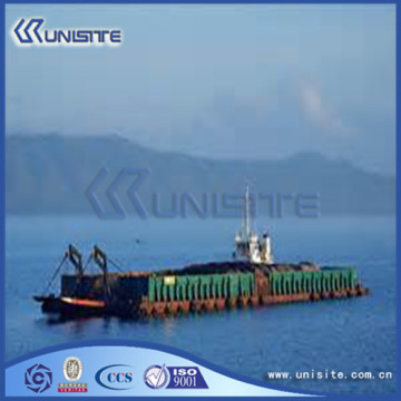 Marine Sand Barge Customization
