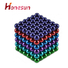 Good Quality for Rare Earth Magnets N35 Multicolor Neocube Magnetic Ball supply to Dominican Republic Importers