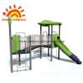 Exercise Outdoor Playground Equipment For Sale