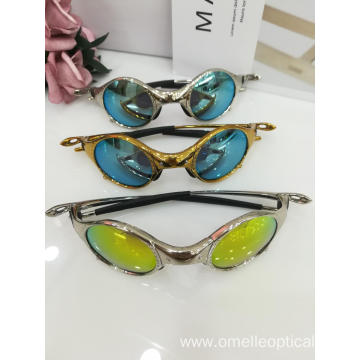 Colorful Metal Cat Eye Fashion Sunglasses Wholesale