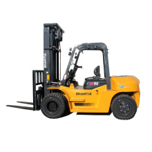 Hot sale for 5 Ton Diesel Forklift 6 ton fork truck forklift sales export to Portugal Supplier