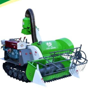 20HP 0.15ha per hour Grain Combine Harvester