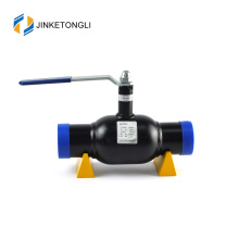 Quality for Ball Valve JKTL2B027 ss316 90 degree api 6d ball valve supply to Samoa Manufacturers