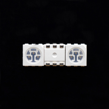 620-625nm LED 5050 SMD LED 3-chips