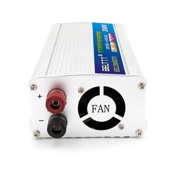 Good Price 2Kw Inverter 12V with USB Output