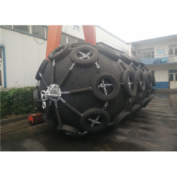 Inflatable Rubber Fender ISO17357