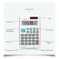two-way power pocket calculator of 112 steps