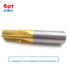 Super Purchasing for NPT Thread Milling Cutters NPTF thread milling cutters for tapered threads supply to Russian Federation Exporter