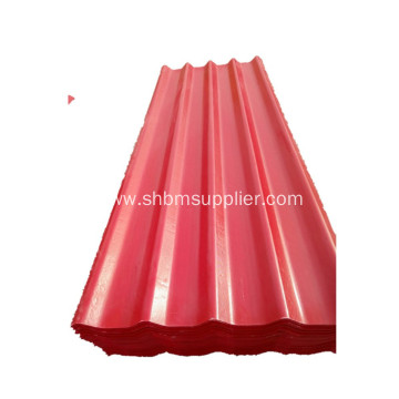 Sound Insulation High Strength Non-Asbesto Mgo Roofing S