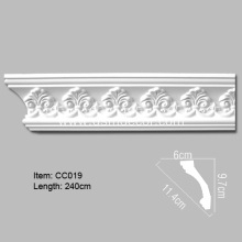 Manufacturing Companies for for Flexible Carved Corner Mouldings Foam Flexible Crown Moldings export to France Exporter