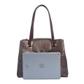 New Fall Grain Leather Casual Women Shoulder Handbags