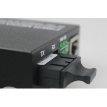 Single Mode To Multimode Fiber Cable Media Converter