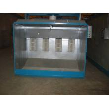 China for Spray Powder Booth spray powder booth for sale supply to Ecuador Suppliers