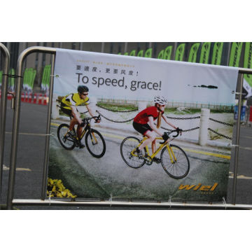 Outdoor Vinyl PVC Advertising Banner