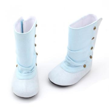 Genuine Leather Snow Baby Boot Winter