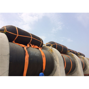 Inflatable Marine Lift Bags For Ship Salvage