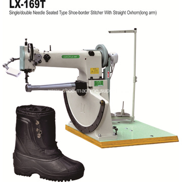 Military Long Boot Sewing Machine