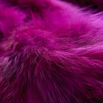 Removable Parker for mink fur liner