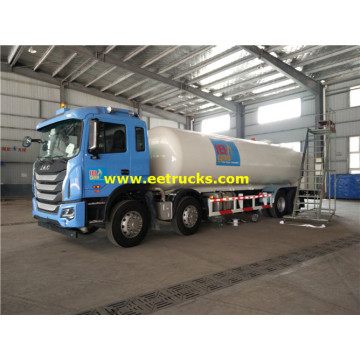 25m3 JAC LPG Dispenser Tanker Trucks