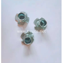Cold heading Disc Half thread Tee nut
