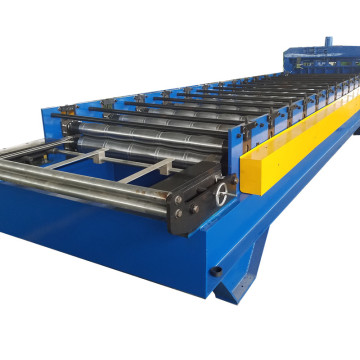 Glazed Tile Panel Roll Forming Machine Production Line