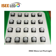 DMX 50mm LED Pixel Light for Club Lighting