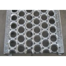 Personlized Products for Safety Galvanized Grating Perforated Metal Stair Treads supply to Spain Factory