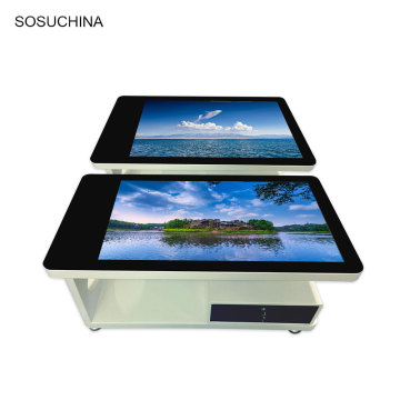Table stand touch screen table for Restaurant