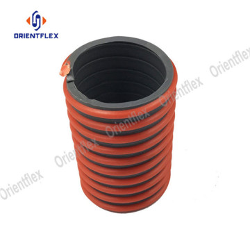 Green Medium Duty PVC Suction Hose