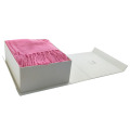 White Christmas Scarf Gift Box