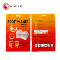Foot warmer can hold warm in subzero weather