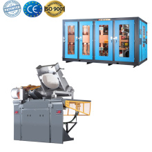 Ingot induction copper scrap casting furnace