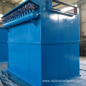 Water Proof Fabric Bag Dust Collector For Cement