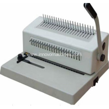Factory Outlets for Wire Comb Binding Machine ZX-2088A Comb binding machine export to Ghana Wholesale