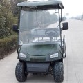 6 Seaters Electric Cop Golf Cart